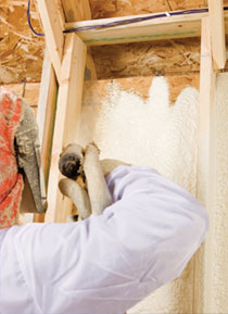 Hamilton Spray Foam Insulation Services and Benefits